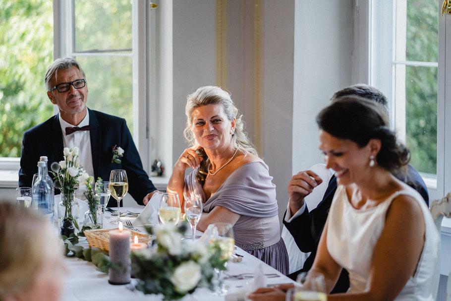 Brautmutter Rede Feier Hochzeit