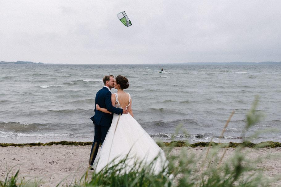 Kite Brautpaar