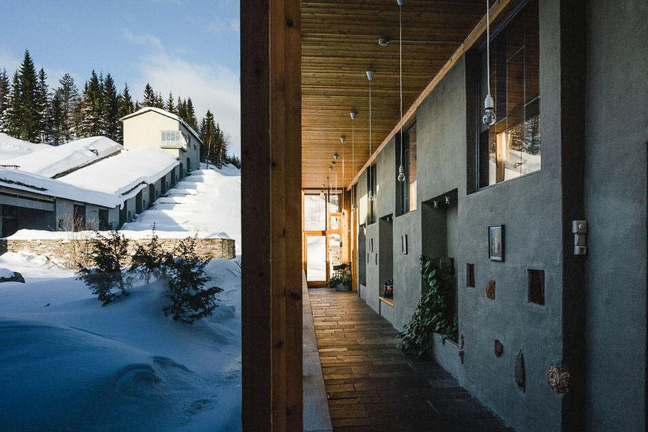 Norwegen Architektur Lia Gar