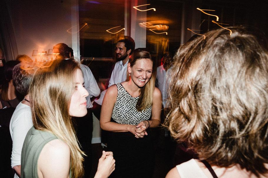 Tanzen Frauen Party Hochzeit