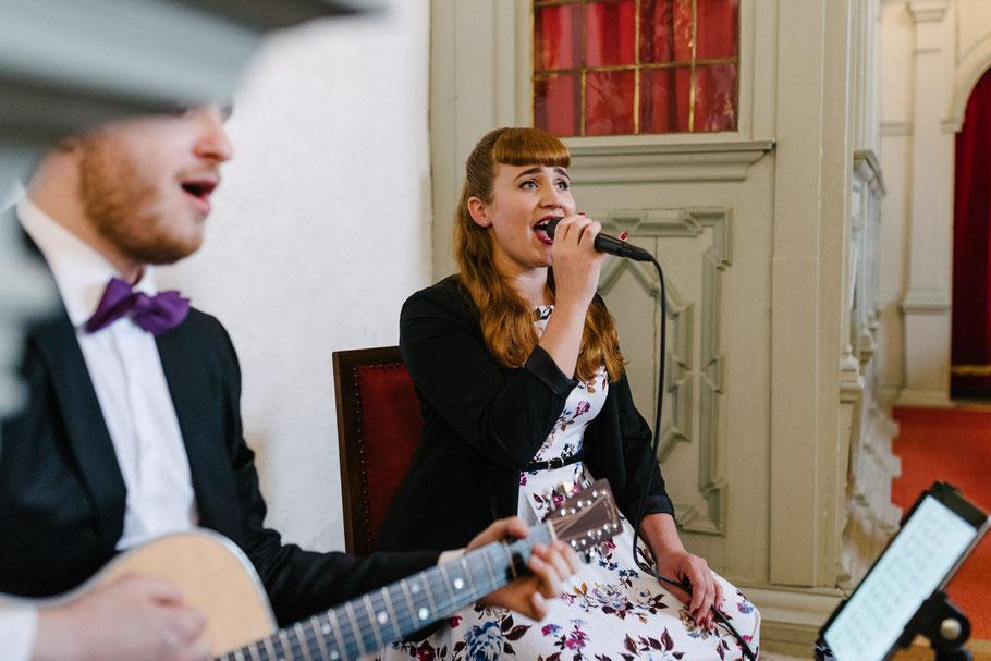 Sänger aus Hamburg für Hochzeiten