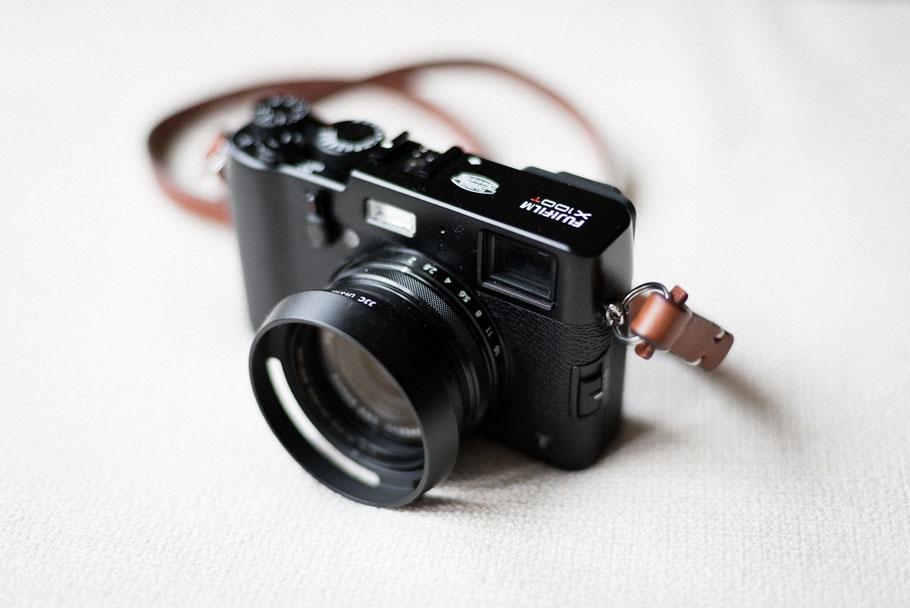 Kamera für einen Hochzeitsfotografen