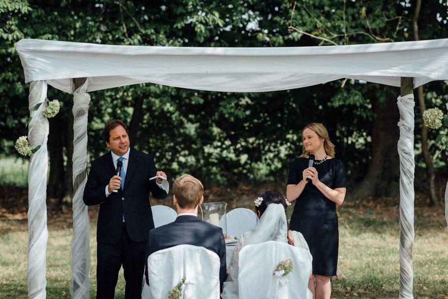 Pastoren aus den USA Hochzeit