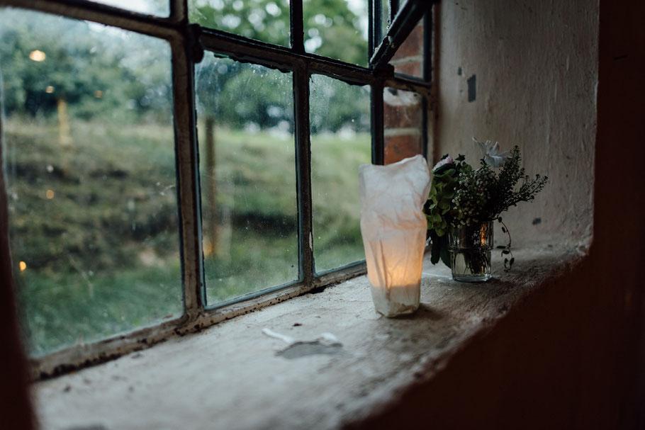 Deko am Fenster