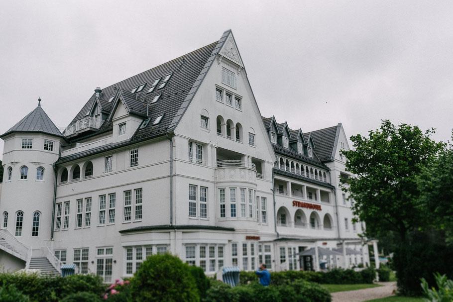 Hochzeitsfotograf aus Hamburg in Glücksburg