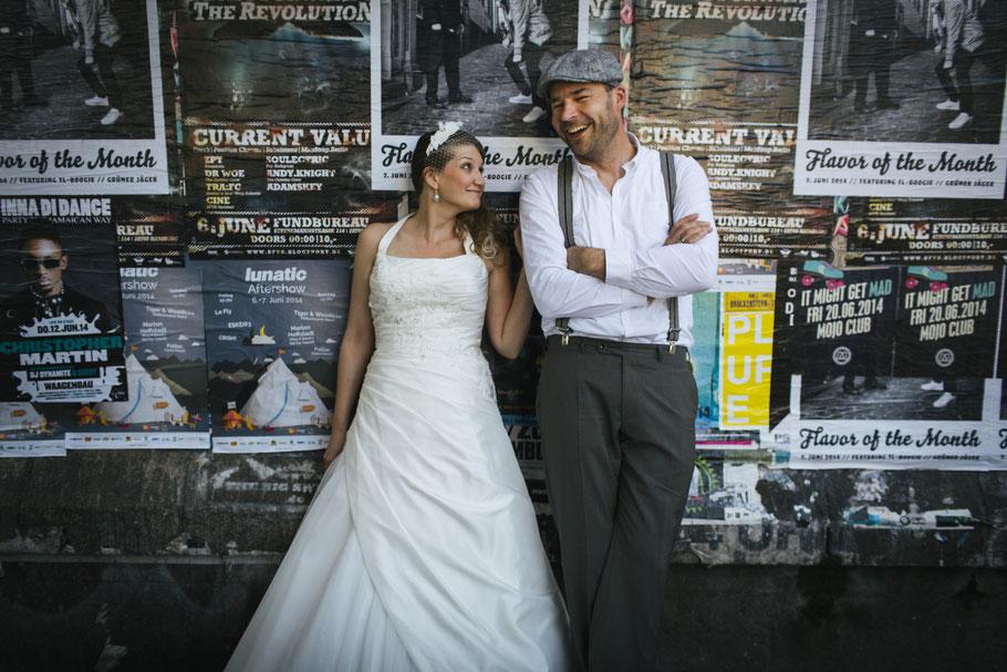 Typisch Hamburg im Mai Hochzeitsfotograf Hamburg Schanze Matthias Endlich