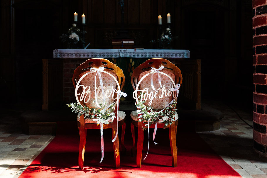Blumen Stühle Schmuck Blumenschmuck