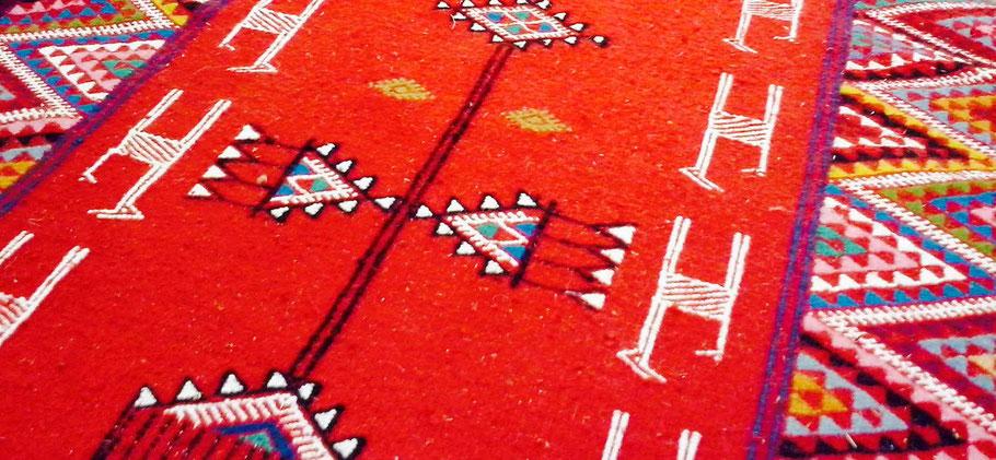 Artisanat berbère tunisien