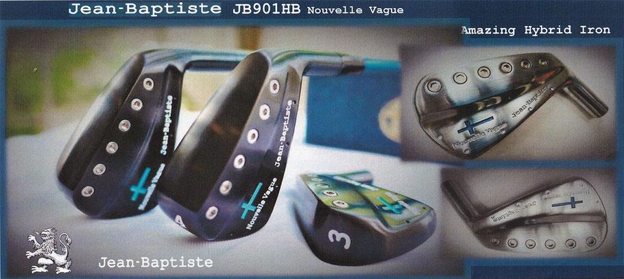 ジャン・バティストJB901HBアイアン型ハイブリッド