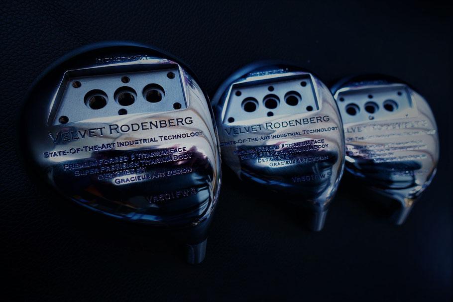 VELVET RODENBERGベルベットローデンバーグドライバー VR501DR