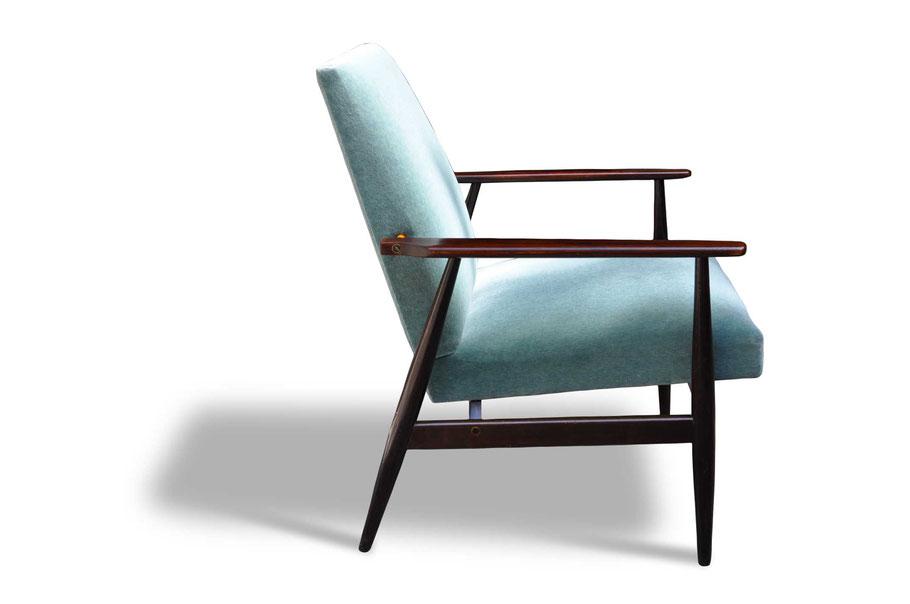 poltrona anni 39 50 stile scandinavo italian vintage sofa