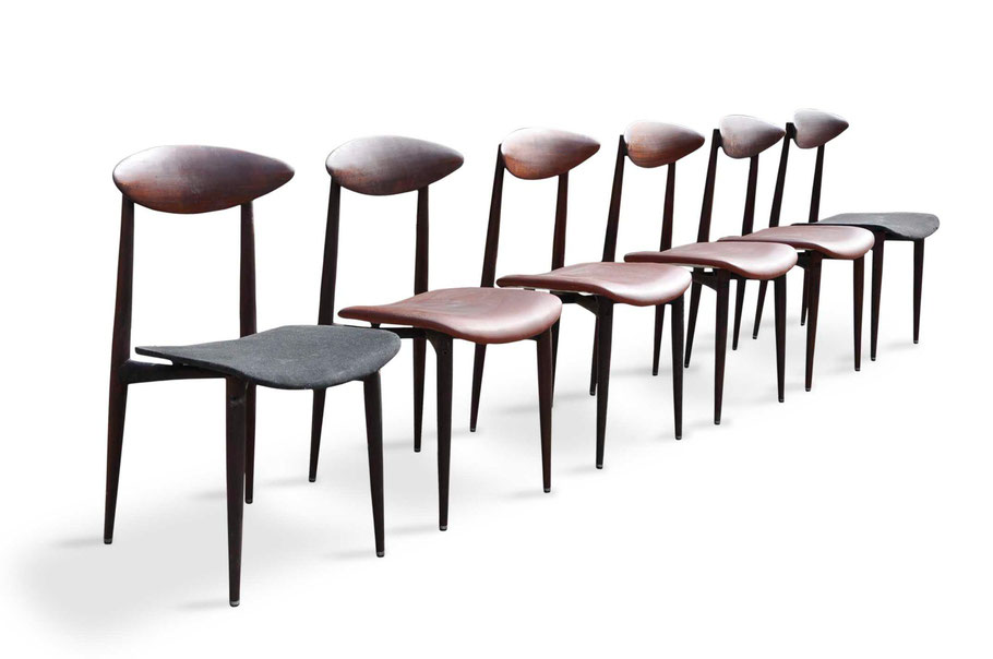 Vai alla pagina dedicata alle sei sedie vintage