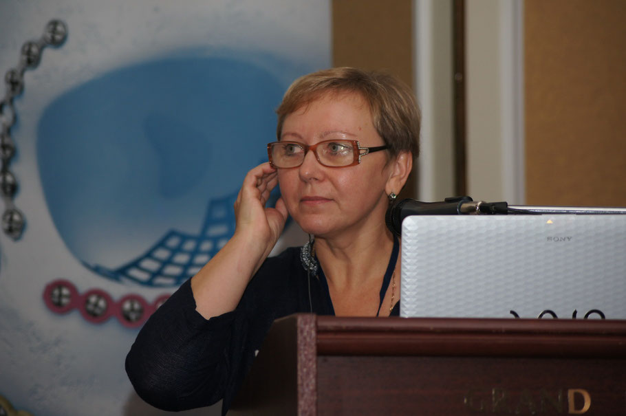 Доклад на международном симпозиуме по артрогрипозу «Новости со всего мира» (г.Санкт-Петербург, 2014 г.)