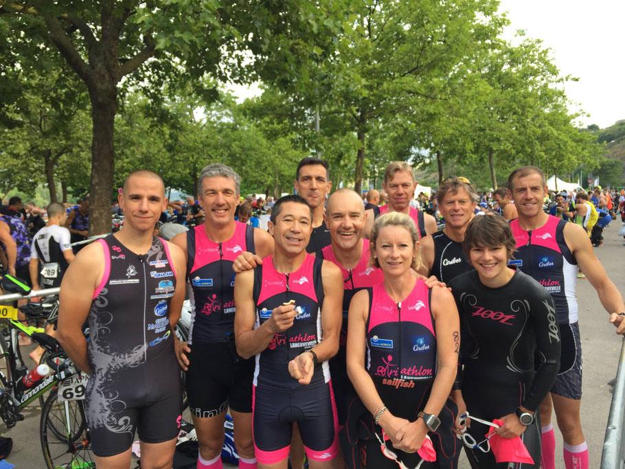 triathlon c race