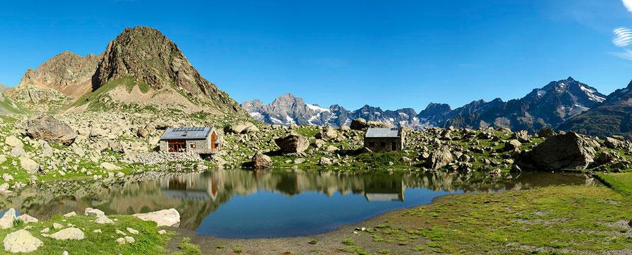 Lac et refuge de Valonpierre - Valgaudemar