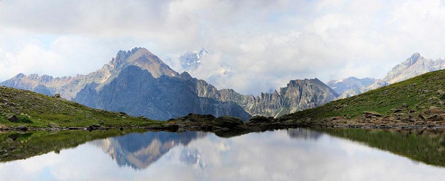 Lac Supérieur des Gardioles (2725 m), Haute Vallée de la Clarée - Briançonnais
