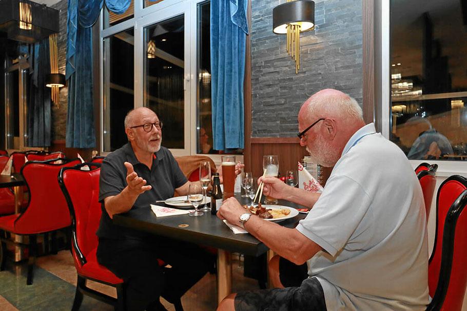 Fudu, Gaststätte in Rheinfelden beim Hotel Danner. Asiatische Küche.