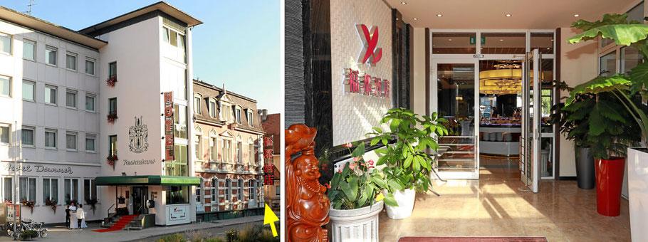 Chinarestaurant Fudu beim Hotel Danner in Rheinfelden Baden