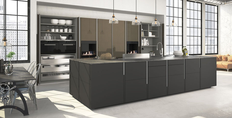 cuisiniste barentin cuisine home concept. Black Bedroom Furniture Sets. Home Design Ideas