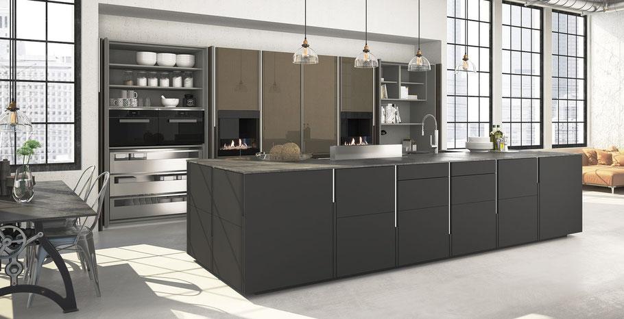 Cusiniste cuisiniste le neubourg - cuisine home concept