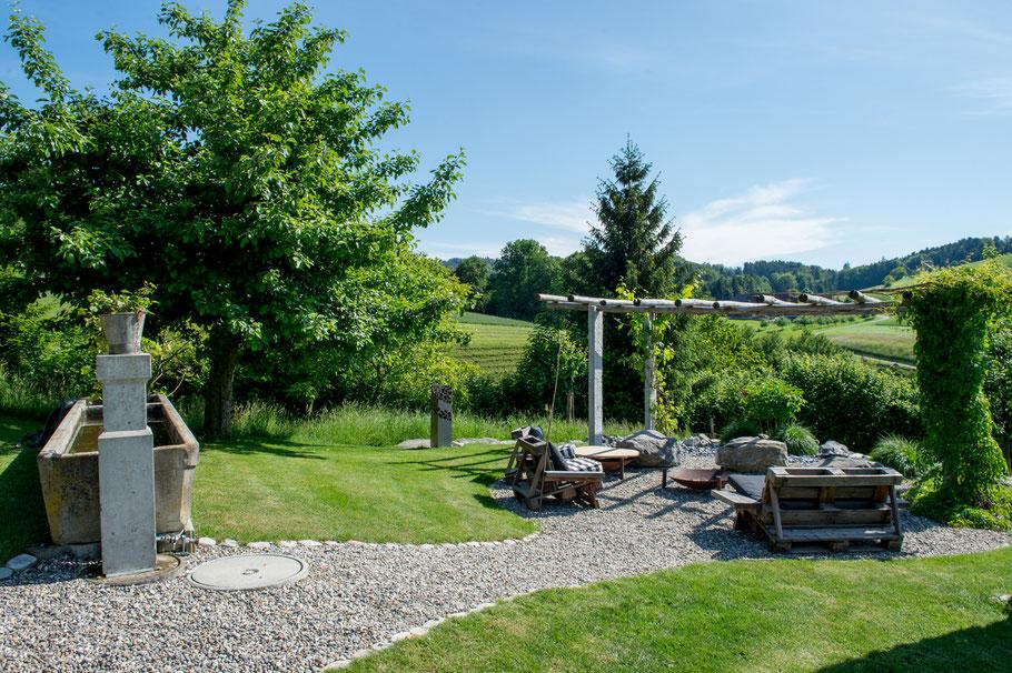 Unser Oberaargau - Jordi-Hof Bewirtung und Übernachtung auf dem Bauernhof in Ochlenberg