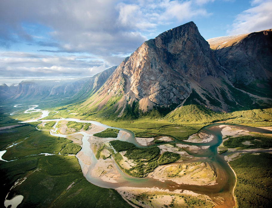 Torngat Mountains National Park © Newfoundland and Labrador Tourism