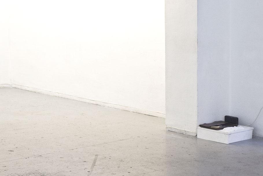 [ Beacons ] Fotografía de exposición. Detalle.
