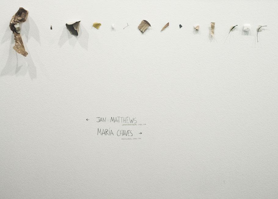 """[ Colecciones ] Colección de objetos recolectados en la feria """"Arco 2018""""."""