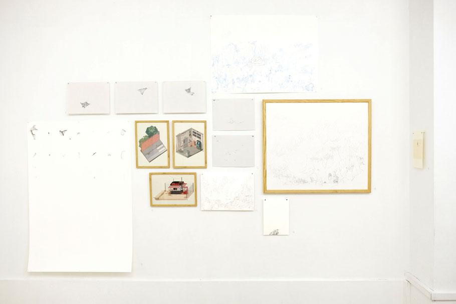 [ Courant ] fotografía de exposición en Factoría de Arte y Desarrollo. (2020)
