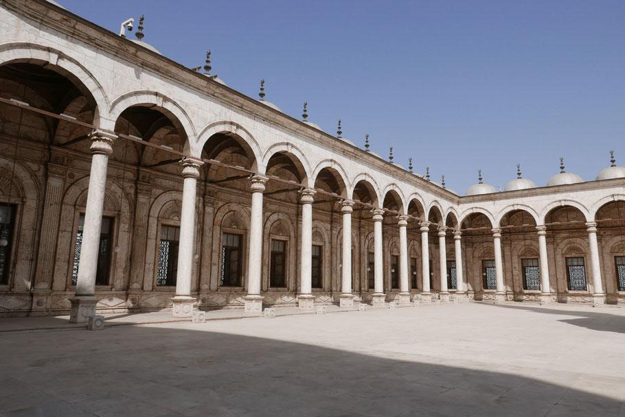 Ein Alabastertraum: die Muhammad-Ali-Moschee