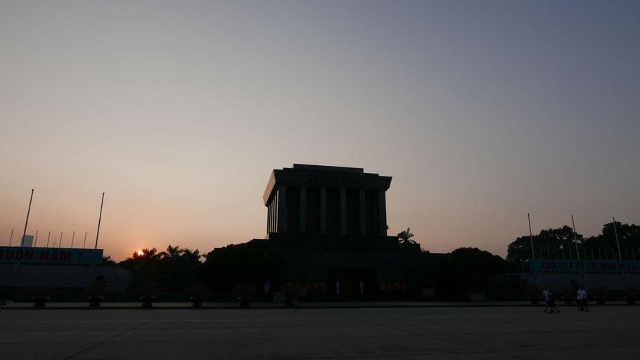 Ho Chi Minh-Mausoleum