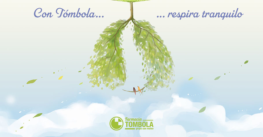Respira tranquilo - Farmacia Tómbola Alicante