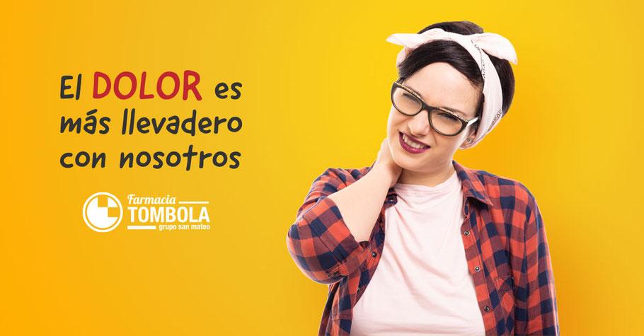 Cómo hacer el dolor más llevadero - Farmacia Tómbola Alicante