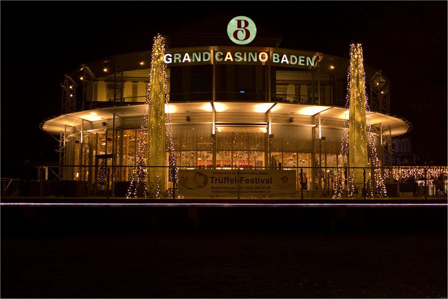 Casino Baden, Dezember 2013, X100s