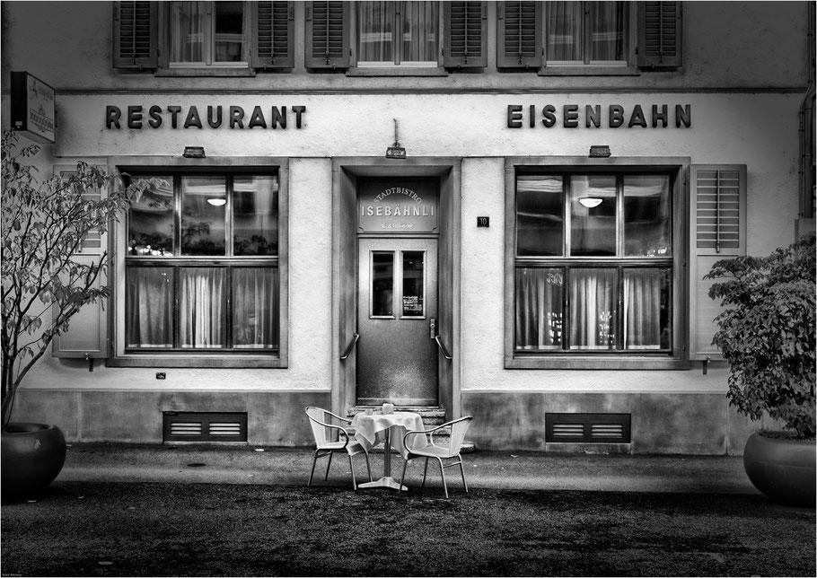 Stadt.Bistro, Baden, November 2013, X100s