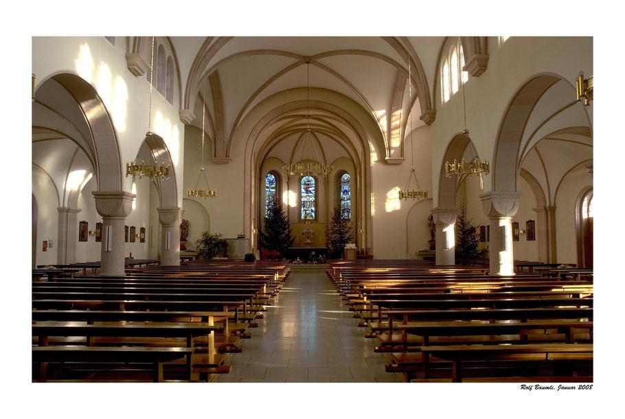 Kirche St. Sebastian Wettingen