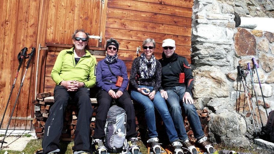 Schneeschuhtour Anenhütte
