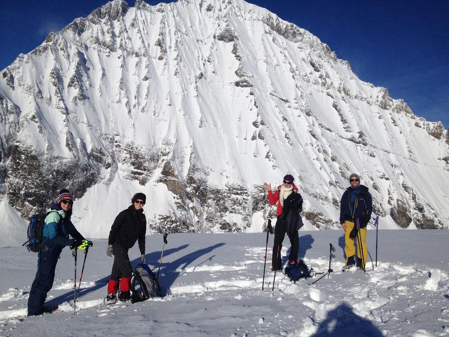 Scheeschuhtouren Lötschental