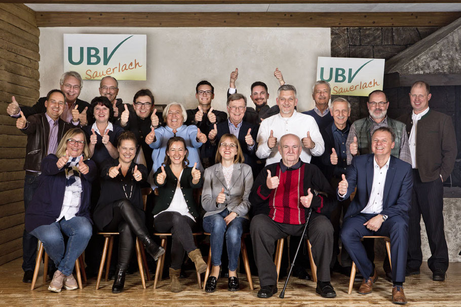 Unsere KandidatInnen und ErsatzkandidatInnen für die Kommunalwahl 2020