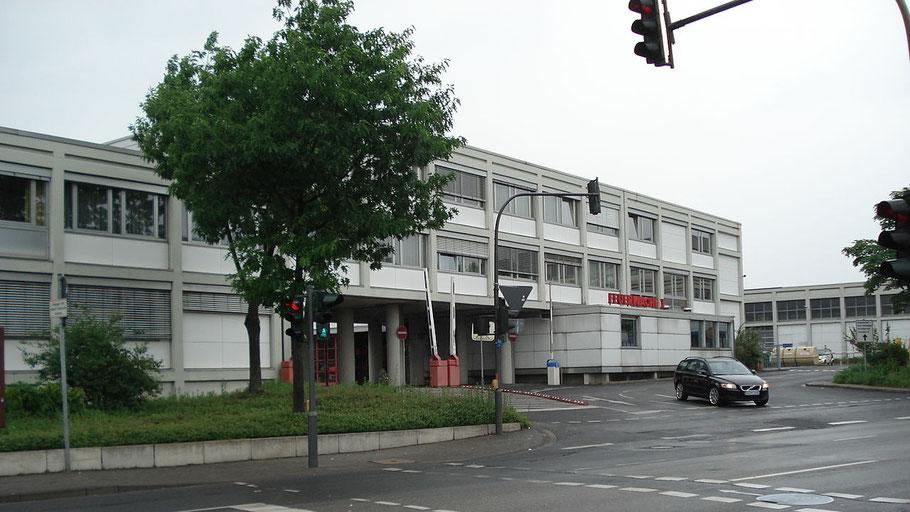 Feuer- und Rettungswache 1, Lievelingsweg 112, 53119 Bonn