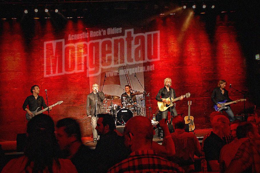MORGENTAU – vom Duo bis zur kompletten Band