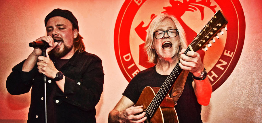 Morgentau's Jost Kemmerling – Gitarre und Gesang