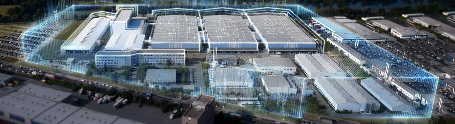 Dienstleistung für die IoT-Sicherheit von Industrieanlagen