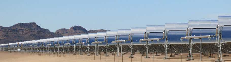 Bild: Sonnenkollektoren