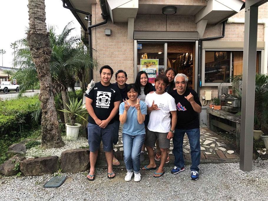 マコさんのお友達久美子さん悦子さんファミリーとのうれしい再会♪