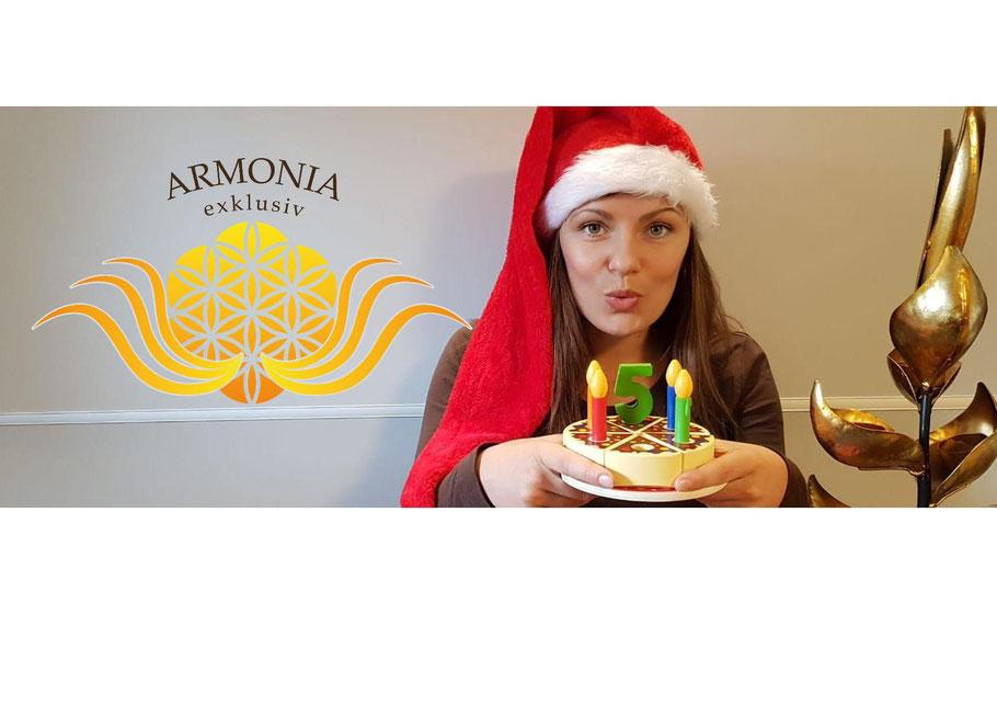 5 Jähriges Jubiläum von ARMONIA exklusiv im Hotel Lido Senftenberg