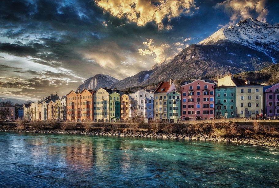Gastronomiehandel in Innsbruck