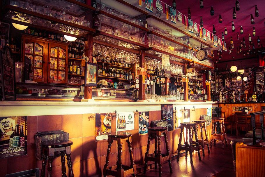 Gebraucht Gastronomie Einrichtung für Restaurants und Bars