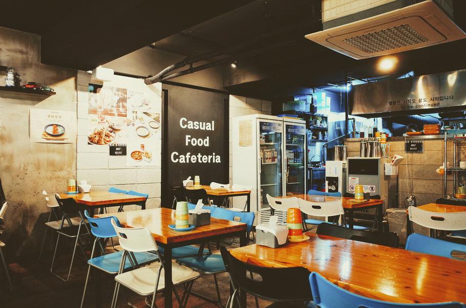 Ankauf von von gebrauchter Gastronomie Einrichtung aus Restaurants