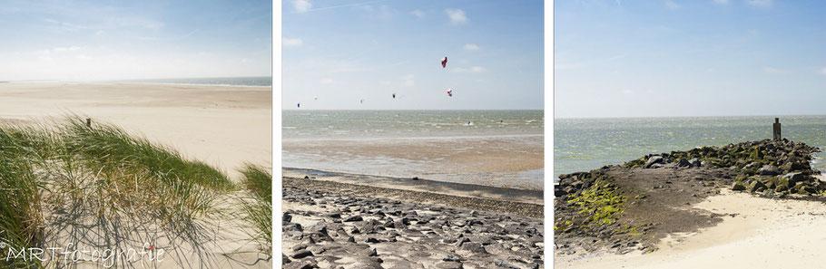 De Zeeuwse kust op Schouwen-Duiveland